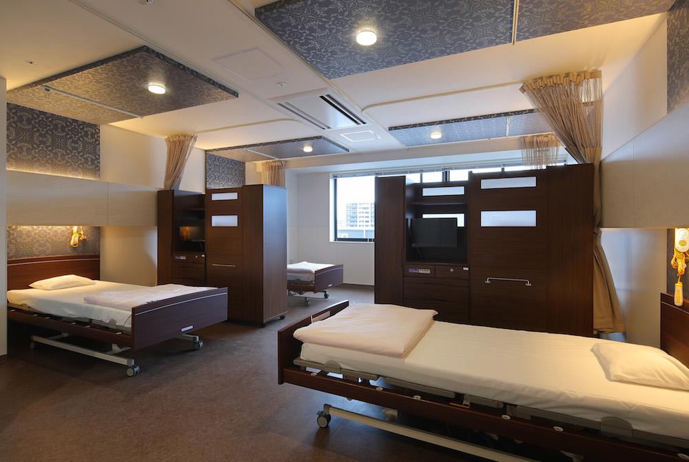 4階 4床室